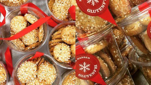 God glutenfri jul hos Baker Hansen