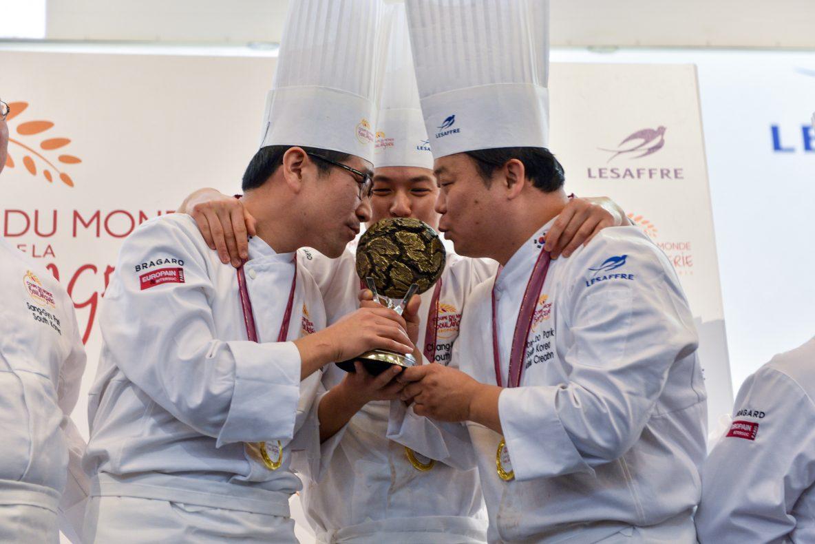 Sør-Korea vant, mens Taiwan kom på andre og Frankrike på tredje plass.