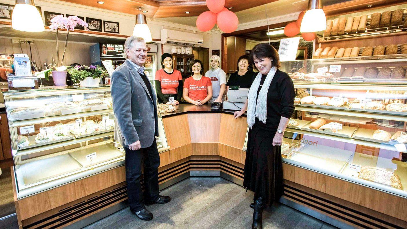 Harstadbotn Bakeri & Konditori er finalist i Årets Bakeri 2021.