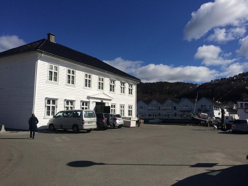 Nytt bakeri i Flekkefjord.