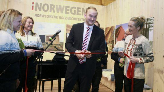 Sørlandsbakerier på Grüne Woche