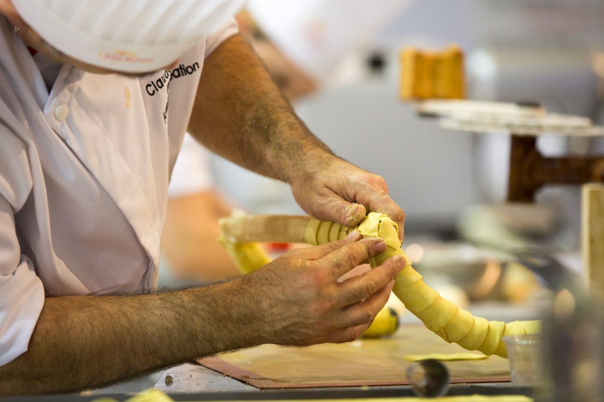 Bilde fra la Coupe du Monde de la Boulangerie 2016.
