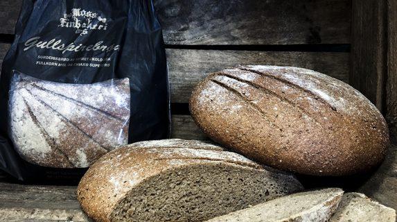 Lanserer brød med spiret korn