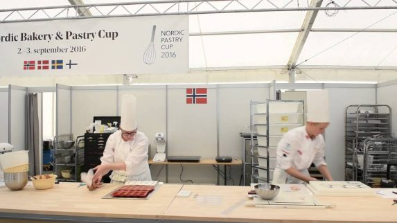 Se starten på Nordic Pastry Cup 2016