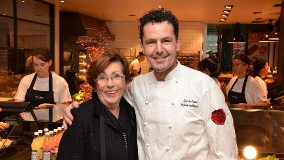 «Tante Brun» re-åpnet bakeriutsalg i Bergen