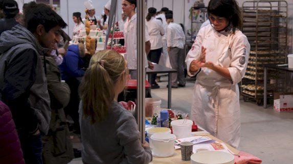 Stor interesse for baker- og konditorfag på utdanningsmesse