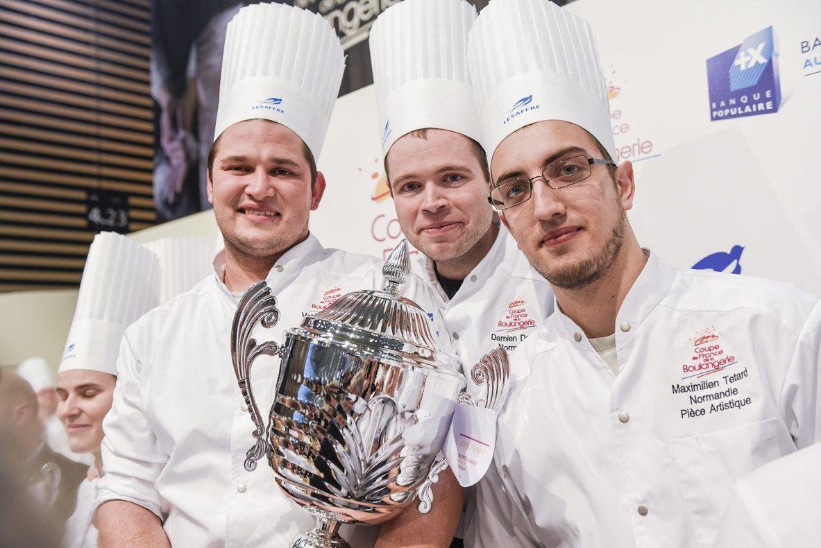Etter tre intensive konkurransedager ble Valentin Levrard, Maximilien Tetard og Damien Dedun, ropt opp som vinnere. Alle foto: Sirah