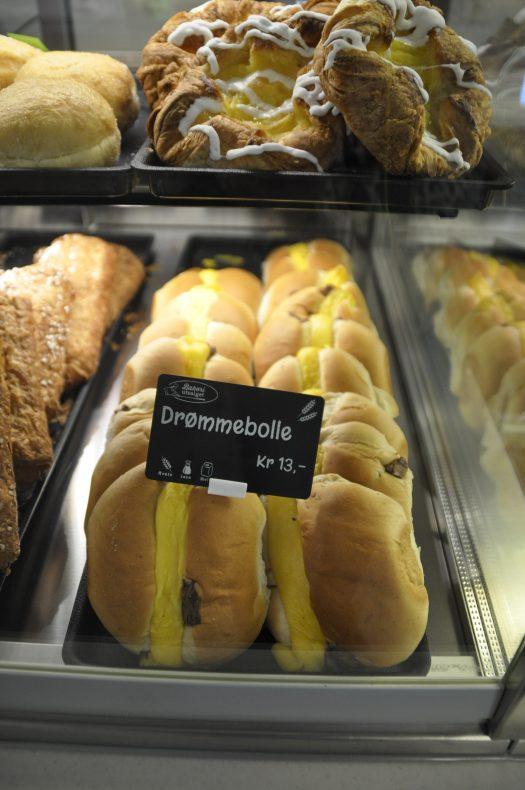 Bakeriutsalgets drømmeboller. Foto: Bakeriet Mo i Rana
