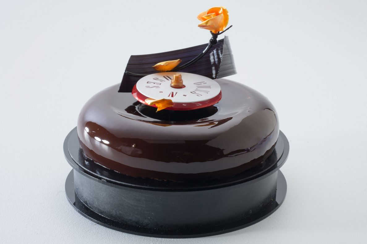 Kaker fra Frankrike i Coupe du Monde de la Pâtisserie.