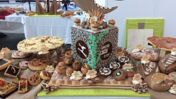 Italia vant International Bakery Contest