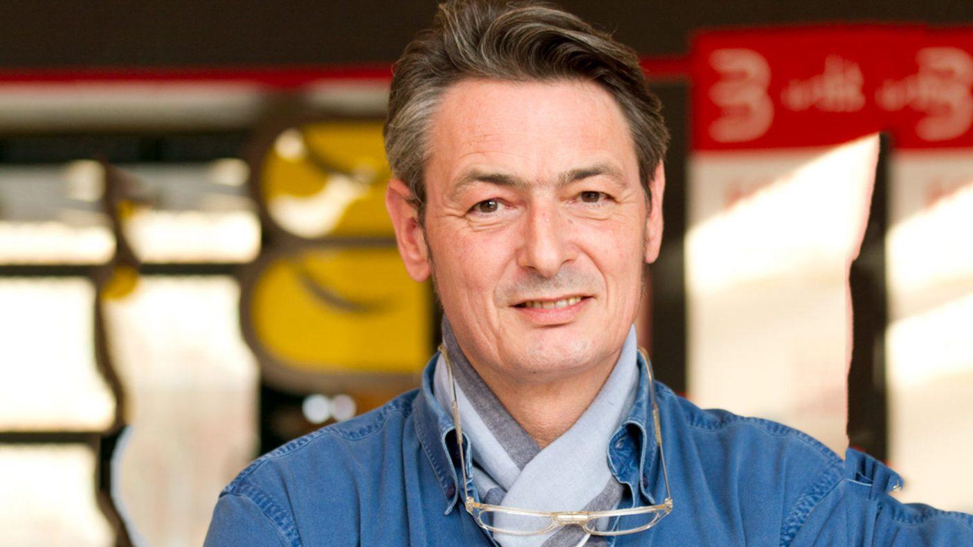 Jean-François Astier, direktør i det franske baker- og konditorinstituttet.