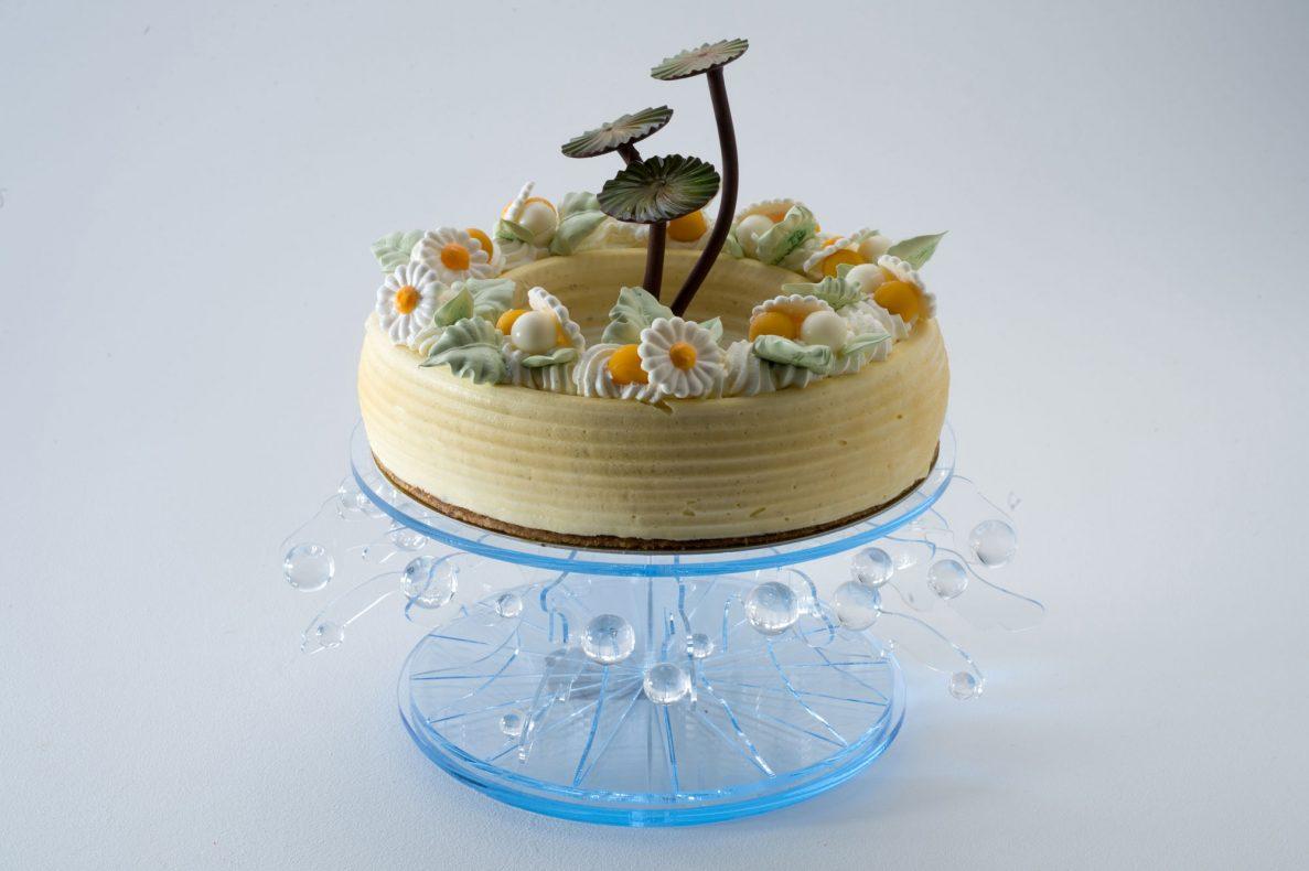 Kaker fra Japan i Coupe du Monde de la Pâtisserie.