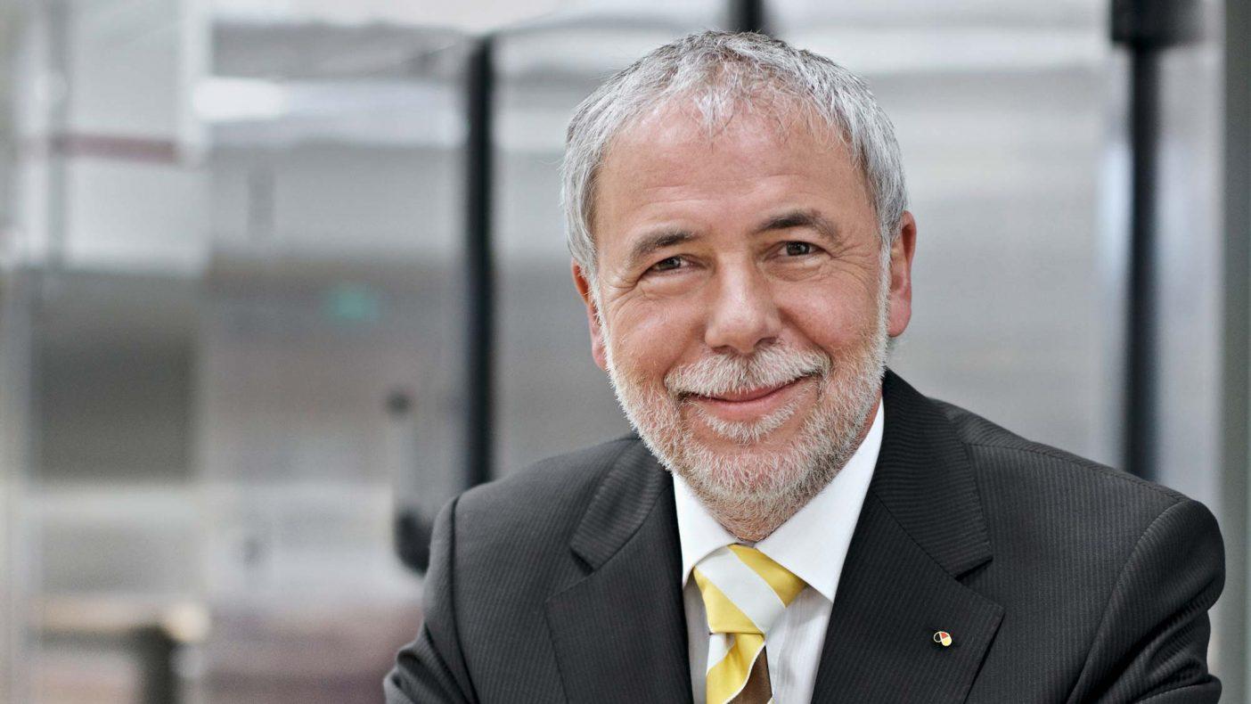 Michael Wippler, president i sentralforbundet for tyske håndverksbakere.