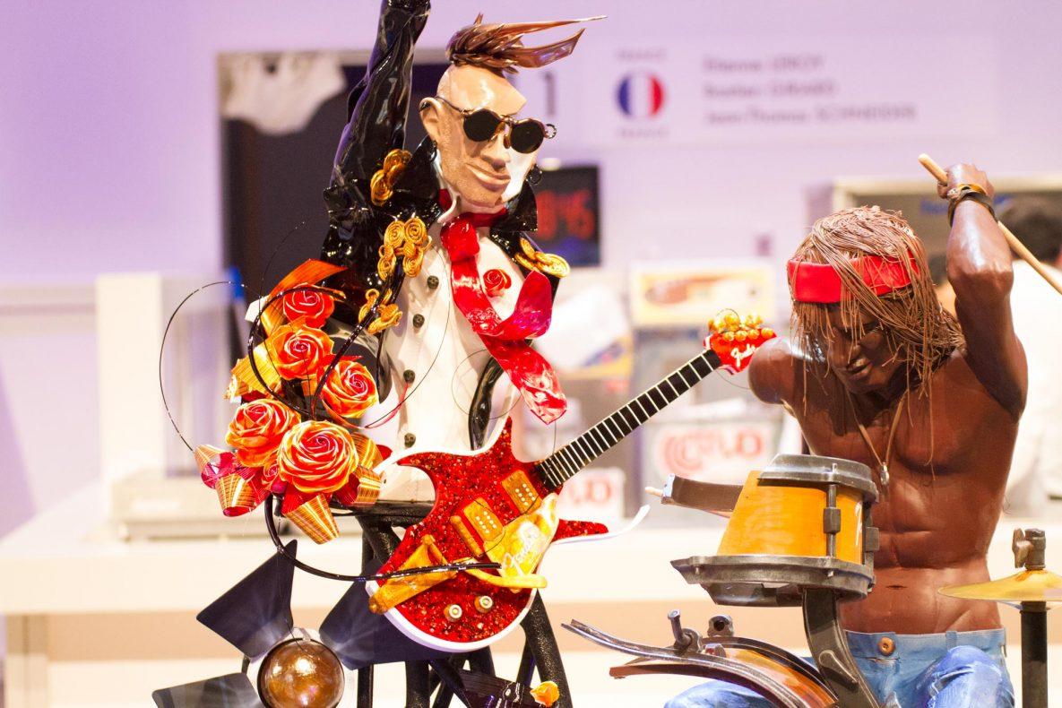 Her er Frankrikes showpiece.