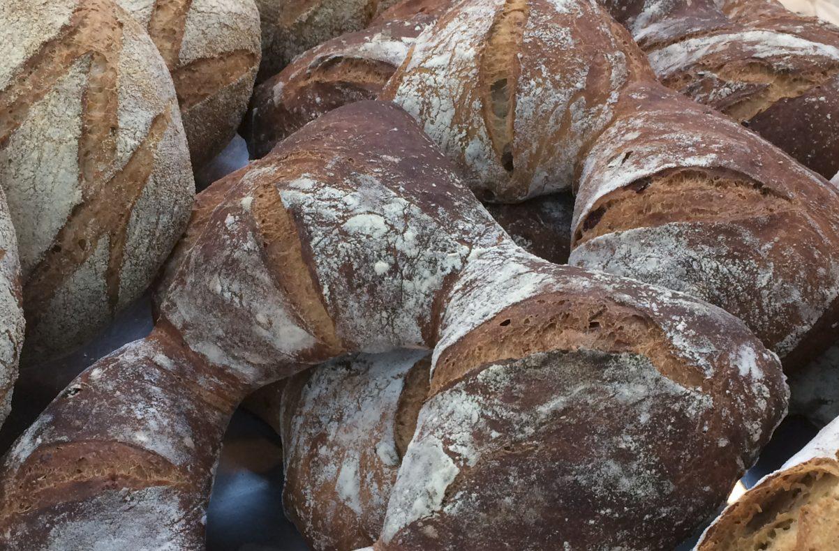 Den spanske brødbaksten i «bread in the city»