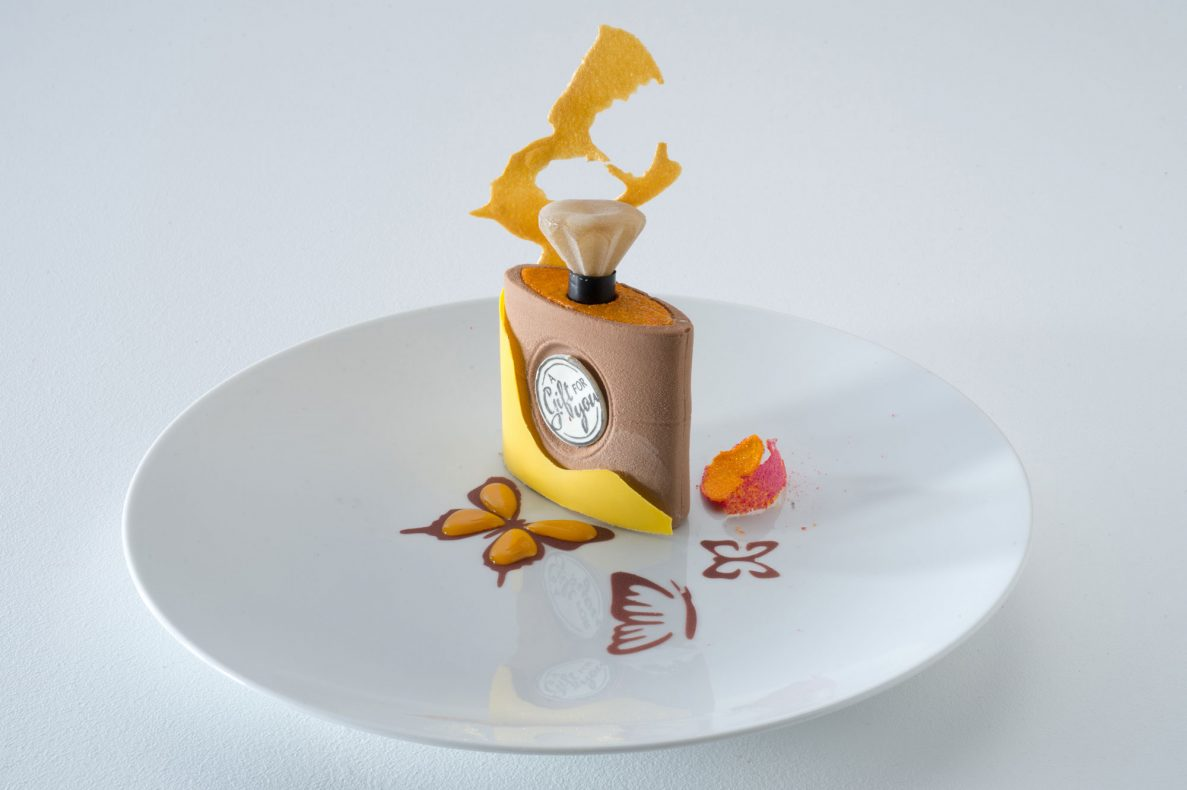 Kaker fra Sverige i Coupe du Monde de la Pâtisserie.