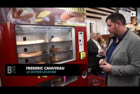 Vil lansere brødautomat i Norge