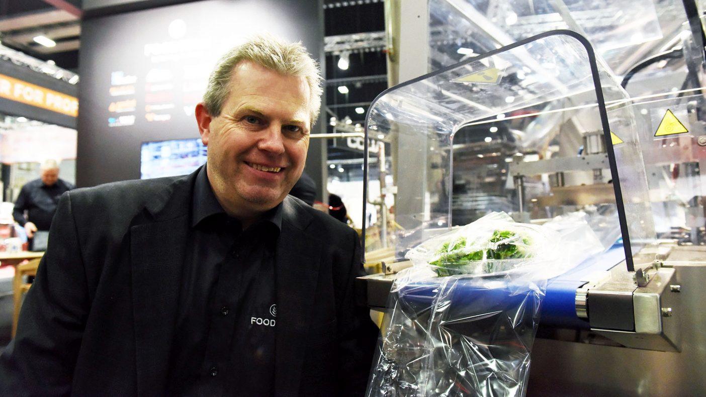 Per Morten Johansen i Foodtech snakker varmt for tid og melkesyrebakterier.