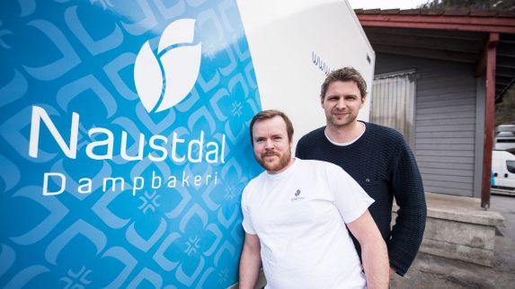 Naustdal Dampbakeri får avtale med Rema 1000