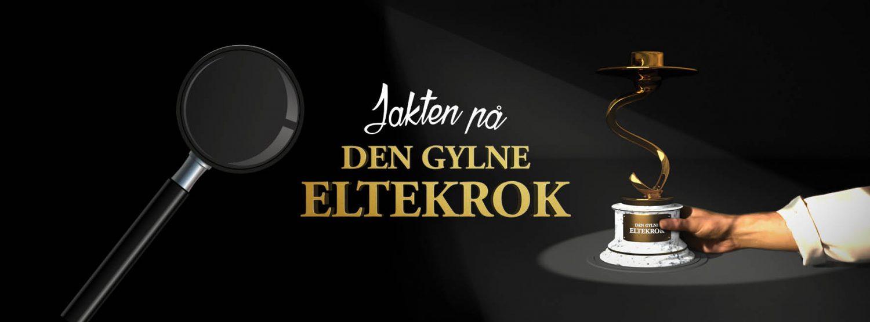 Populær påskekrim: Bakehusets krimgåte Jakten på Den Gylne Eltekrok nådde ut til over 400 000 personer i løpet av påsken.