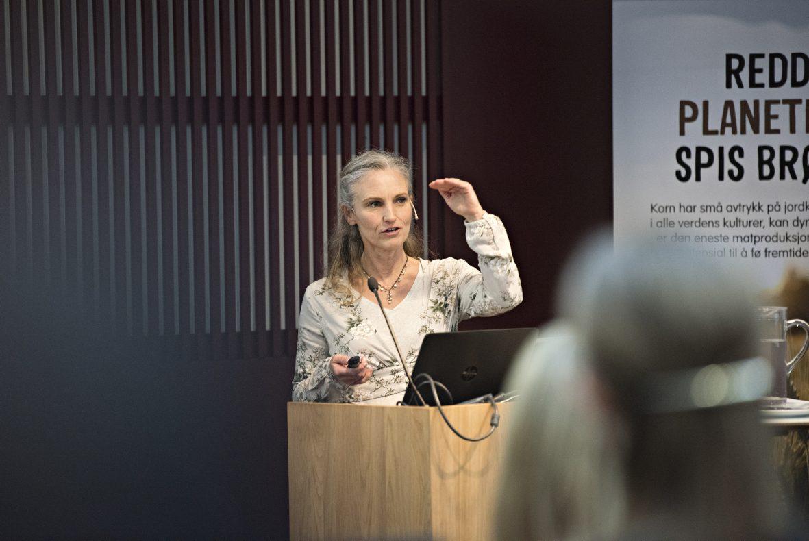Gunn Helene Arsky, ernæringsfysiolog i BAMA