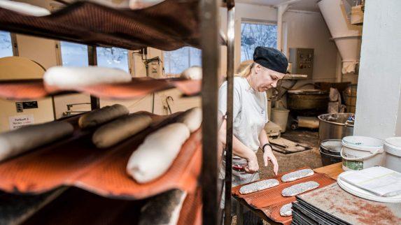 Heggedal Bakeri: Går mot nedleggelse