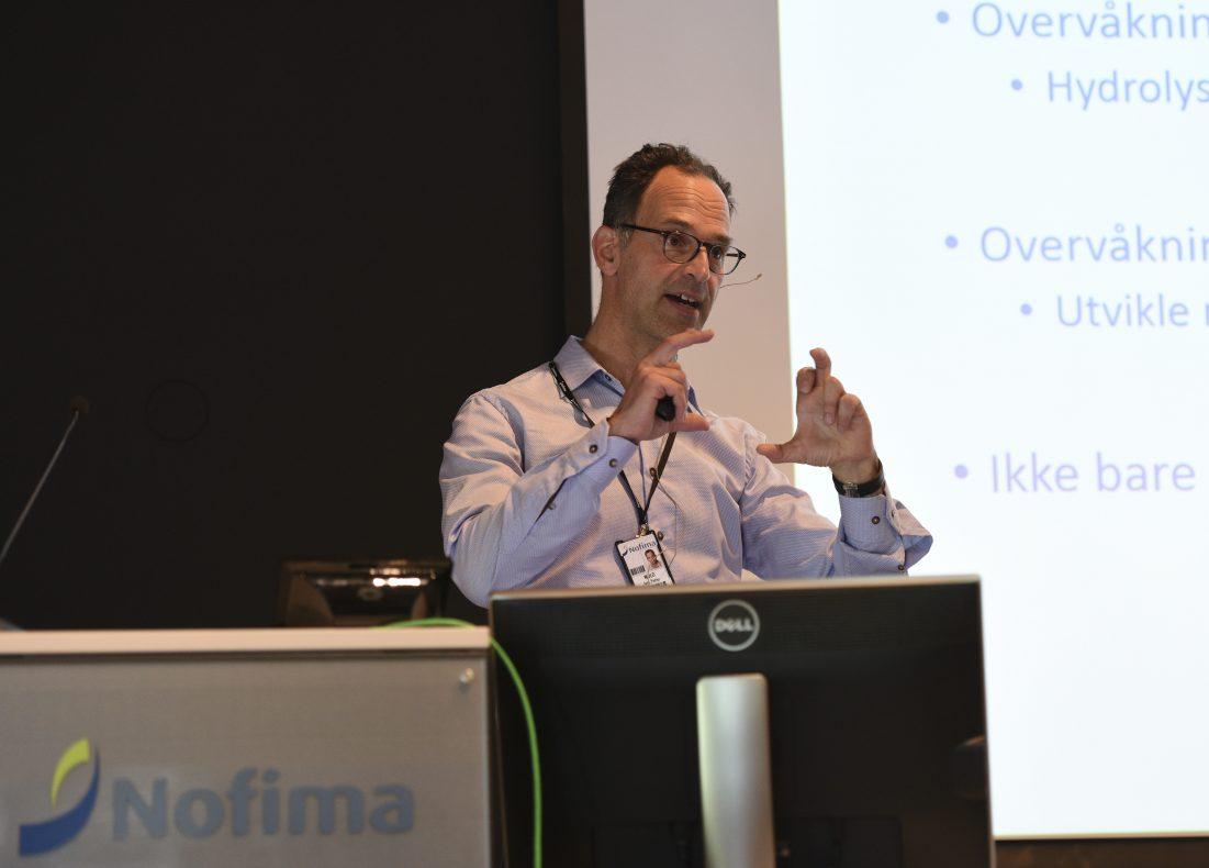Jens Petter Wold, seniorforsker i Nofima og leder av det strategiske forskningsprogrammet FOODSMaCK.