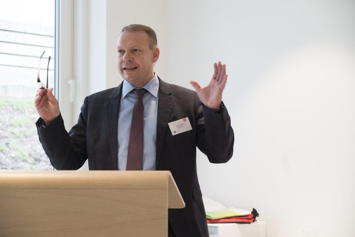 Dietmar Eiden, Kölnmesse og Anuga