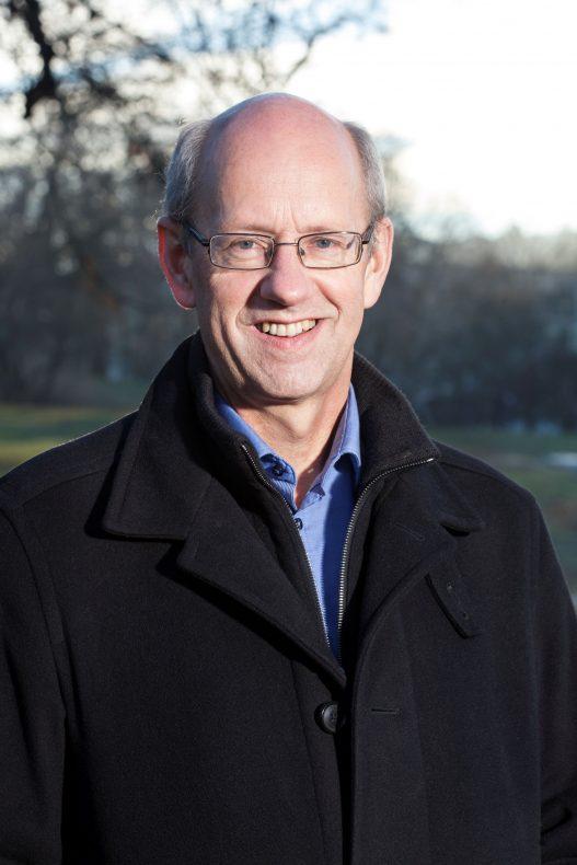På tross av flere utfordringer er styreleder Lars Fredrik Stuve optimistisk med tanke på OBKs fremtid. Foto: Felleskjøpet
