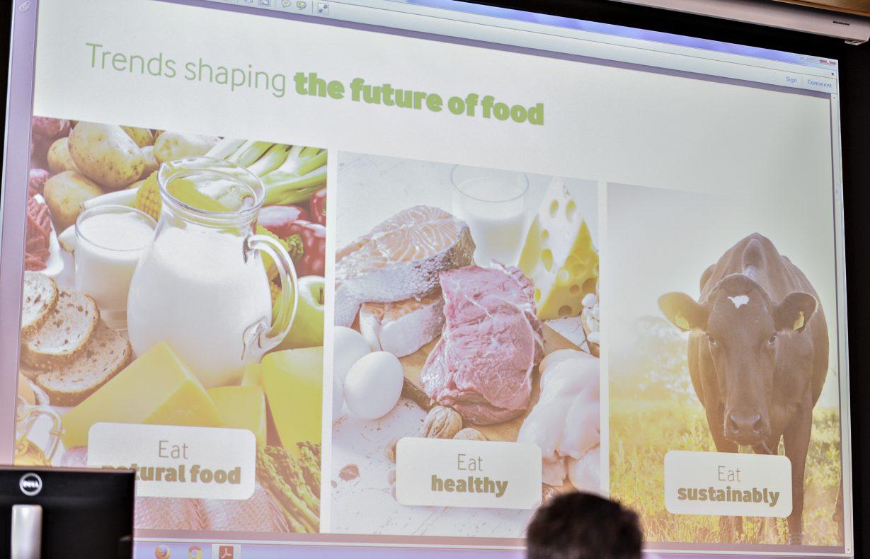 Trender som vil dominere matindustrien fremover, i følge Arla.