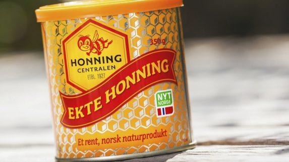Kårer Norges beste honning