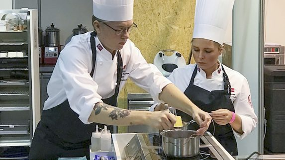 Bronse i Global Pastry Chef