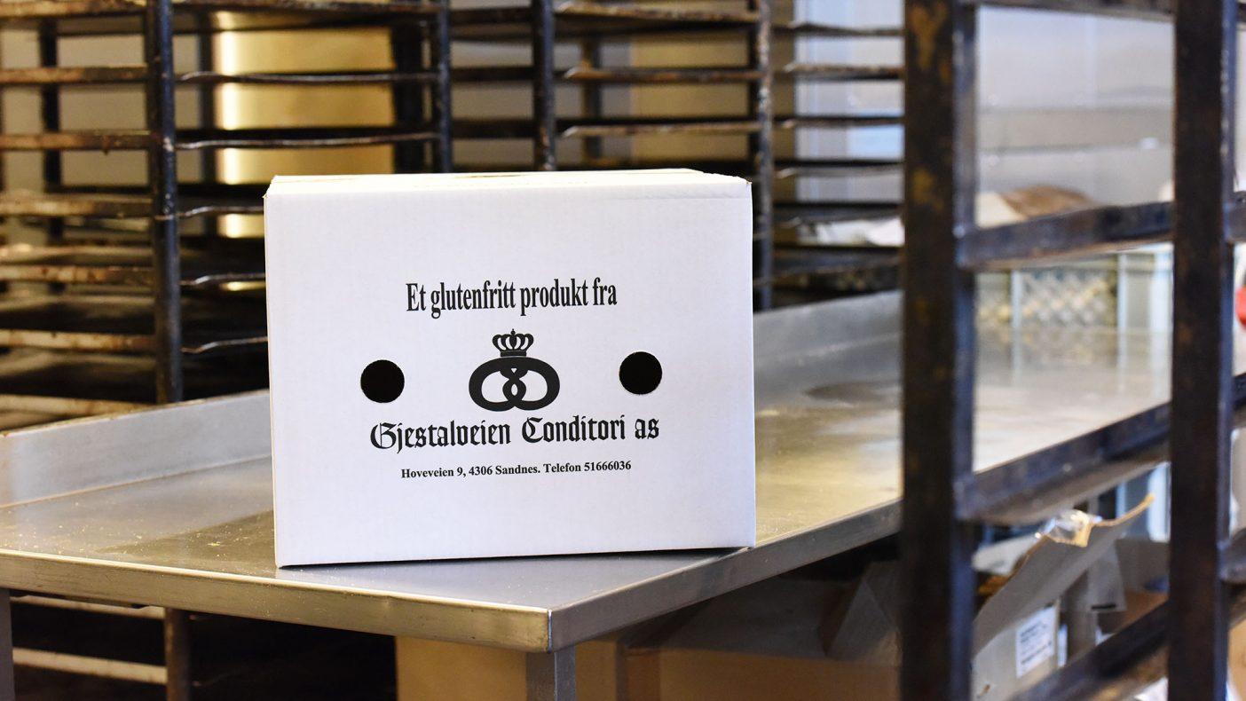 I januar skifter den glutenfrie delen av Gjestalveien Conditori navn til Elda Bakeri.