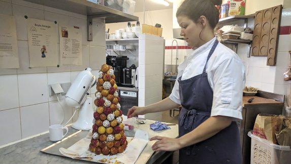 Norske Åsta skal til sjokolade-VM