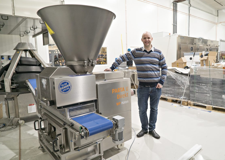 Unibak har vært totalleverandør på utstyr til det nye bakeriet, som får navnet Brødverket.