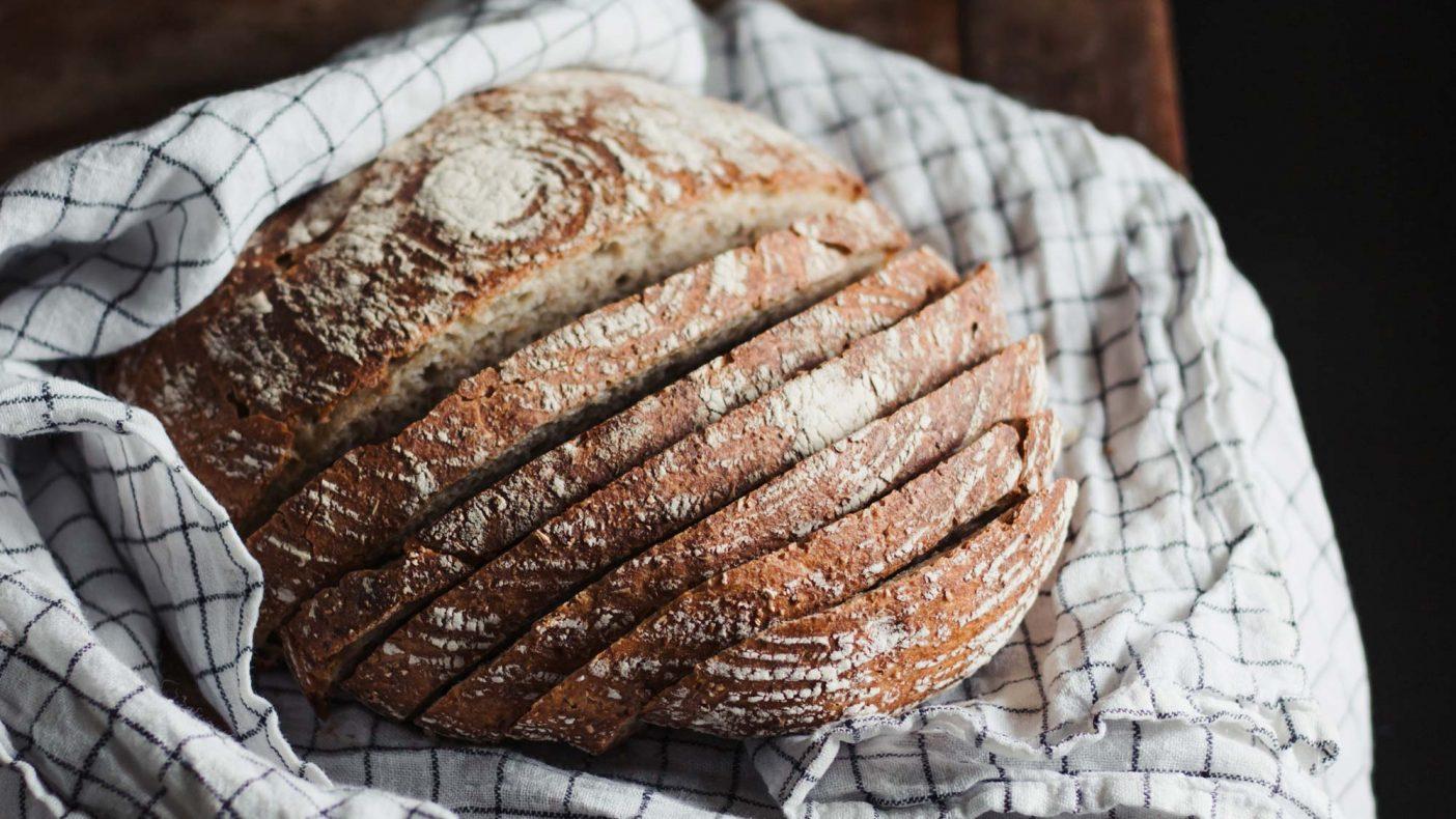 Hos Ikke bare brød i Porsgrunn bakes det kun med økologisk mel laget av gamle kornsorter.