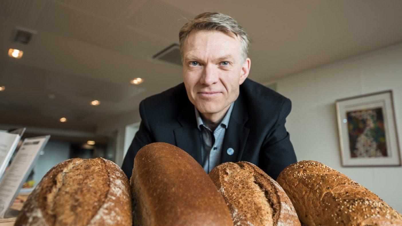 Øystein Halvorsen i Bakehuset vurderer et høyrere økonomisk tilskudd til OBK fremover.