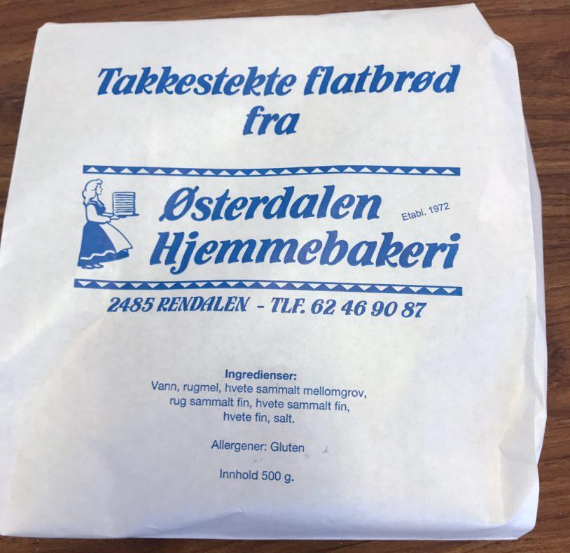 Magasinet Mat fra Norge er blant dem som peker på østerdalsflatbrødet som best i test.