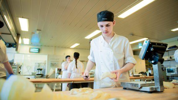 Økt fokus på rekruttering til matfag