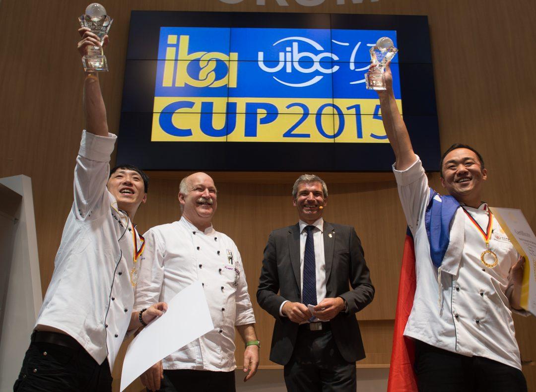 Taiwan vant iba-UIBC-CUP i 2015.