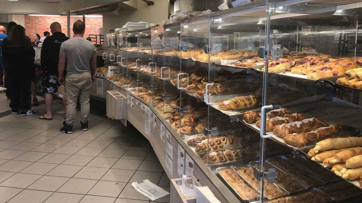 Stort sortiment: Brustad Bakeren produserer rundt 70 ulike produkter allerede, og vil trolig komme opp i rundt 100 ulike produkter med den nye satsingen på konditorvarer og glutenfritt.
