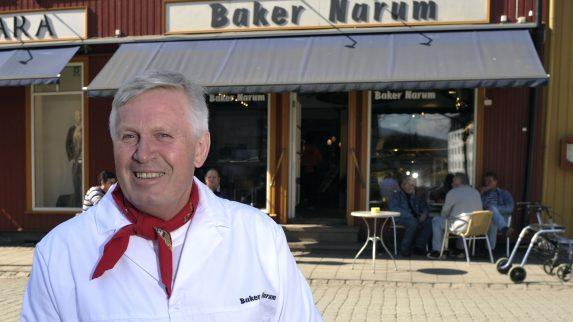 Blir ikke oppstart av Baker Narum