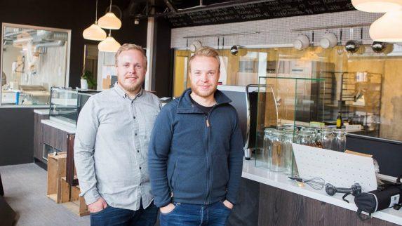 Brødre starter nytt bakeri i Bodø