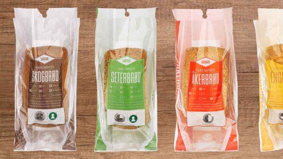 Bakehuset slutter med slike brødposer