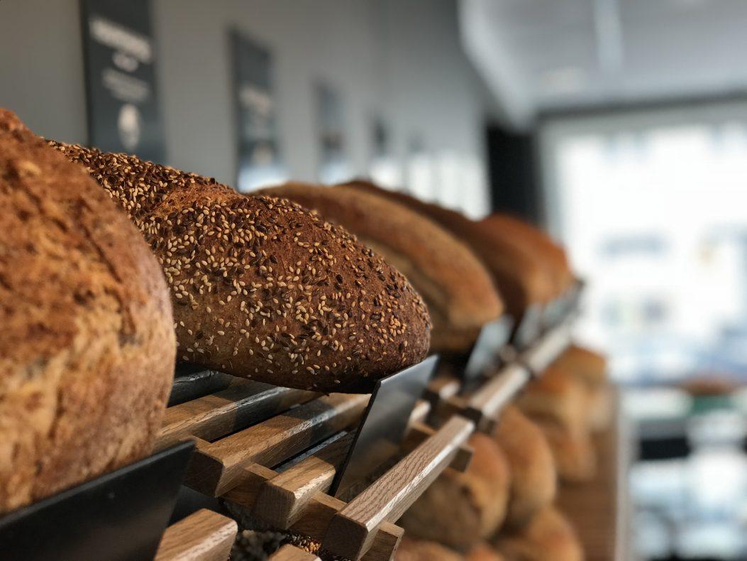 Brødene har fått nye, skreddersydde hyller. Foto: Nordic State