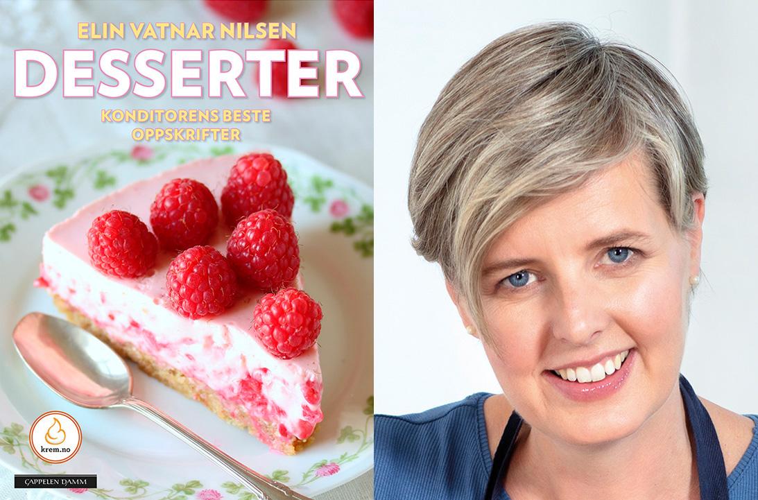 Elin Vatnar Nilsens nye bok Desserter
