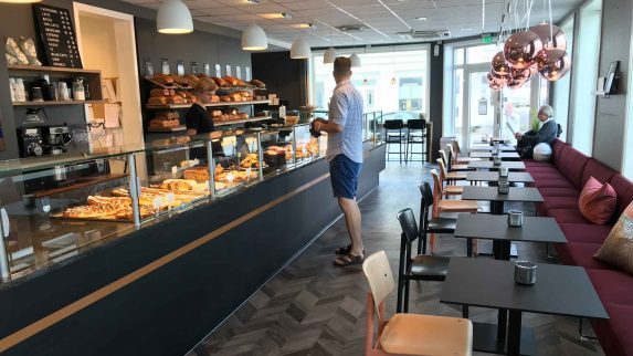 Designbyrå ga Majas Bakeri en «facelift»