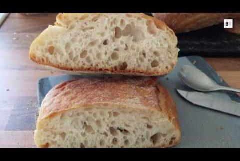 170 % hydrasjon i brødet