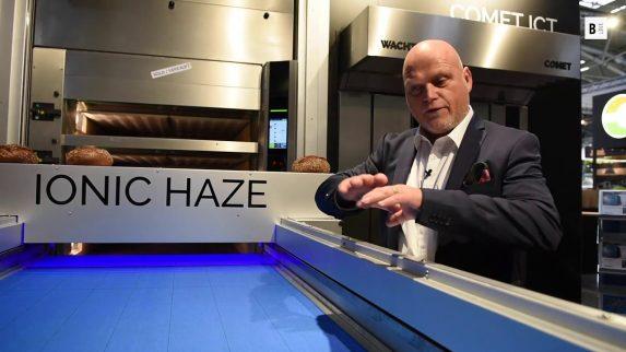 Ionic Haze fikk innovasjonsprisen