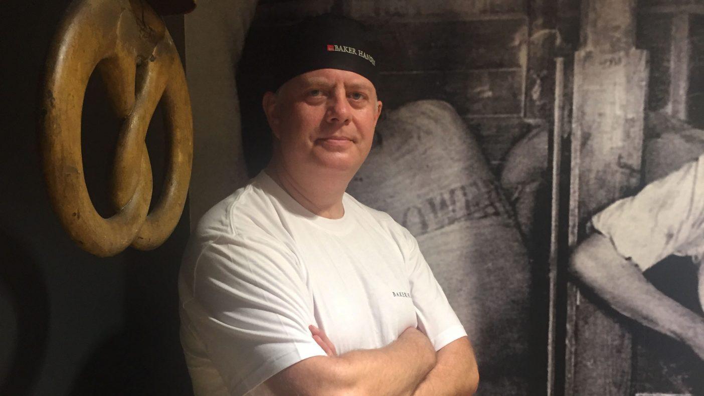 Gunnar Solberg har selv en merittliste fra konkurranser. Neste uke er han med i juryen som skal kåre Norges beste baker, både i senior- og juniorklassen.